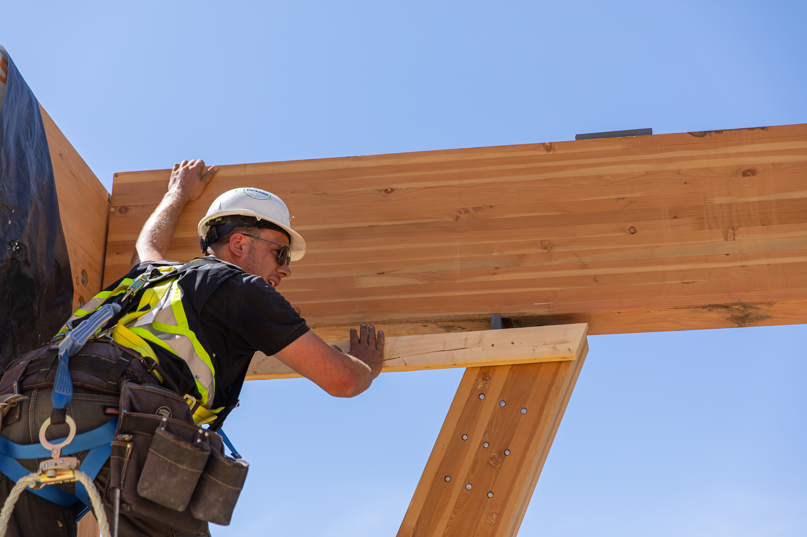 Mass Timber Beam