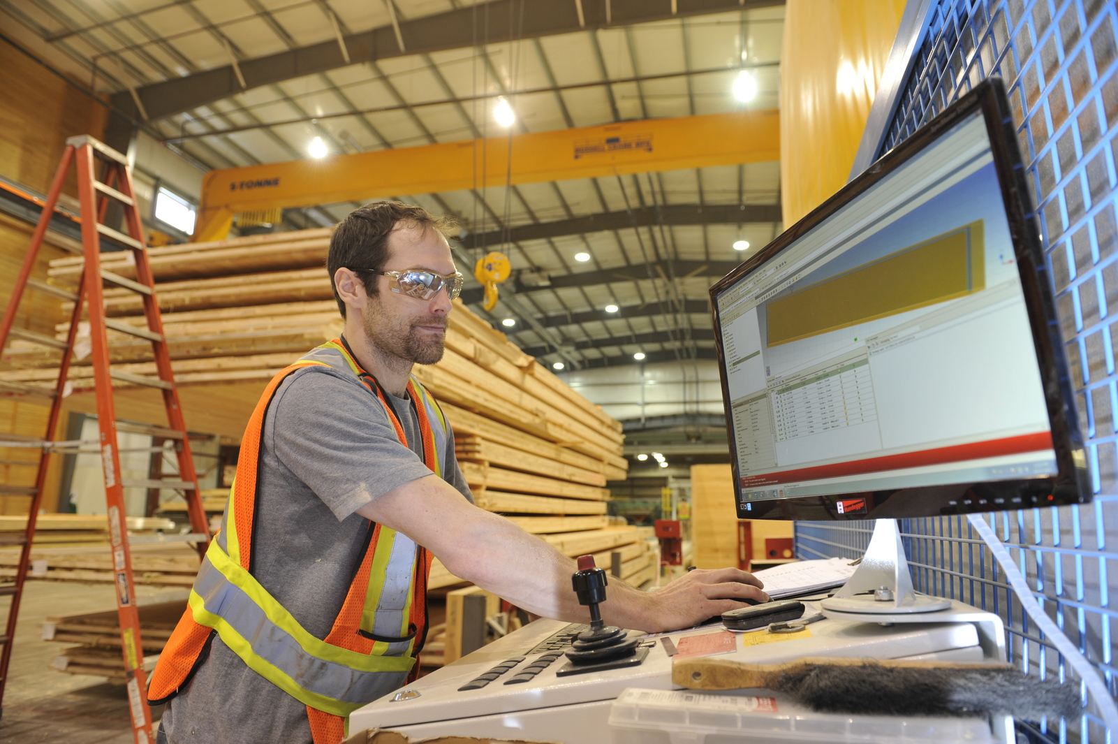 Mass Timber Technician
